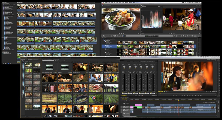 Video Editing Apps: Premiere Pro vs Final Cut Pro X vs Media Composer - Choosing Your Next NLE