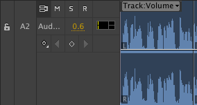 Customizing Track Header