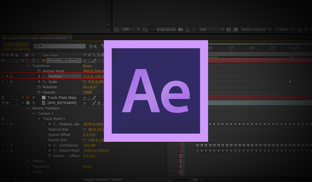 Adobe After Effects Tutorial: The Power of Precomps