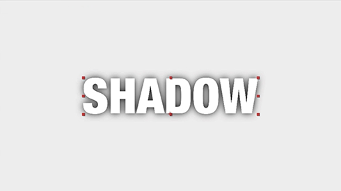 Drop Shadow After Effects