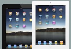Free iPad PSD
