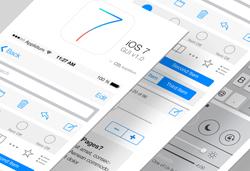 Free iOS 7 PSD