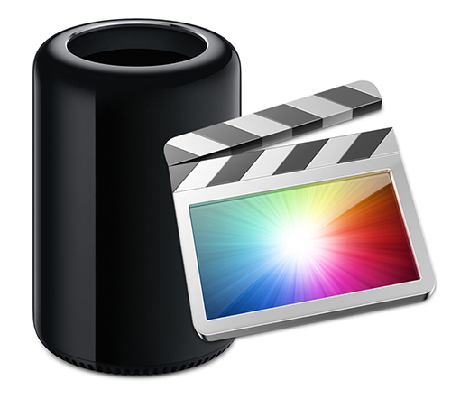 MacPro FCPX