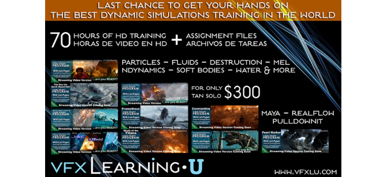 VFX Learning U
