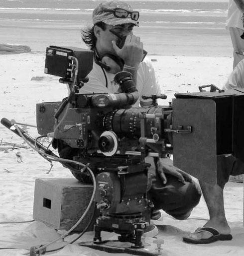 DP shooting on set