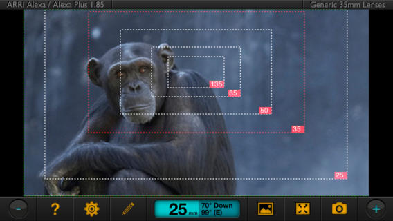 Swap your Director's Viewfinder for a Smartphone App - The