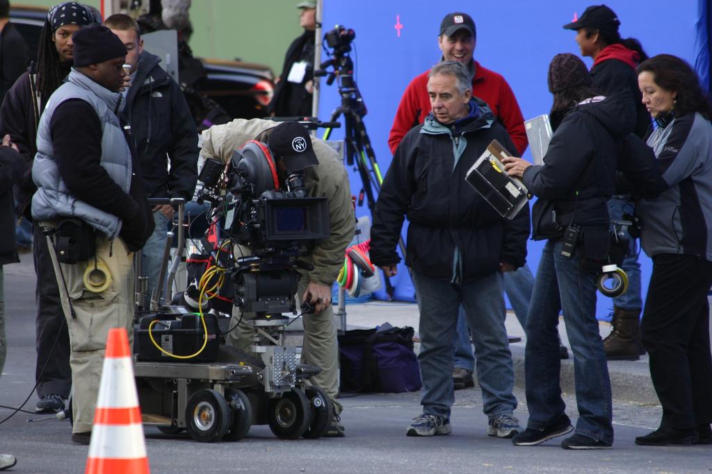 I Am Legend Film Crew