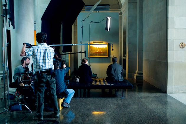 Making of house of cards