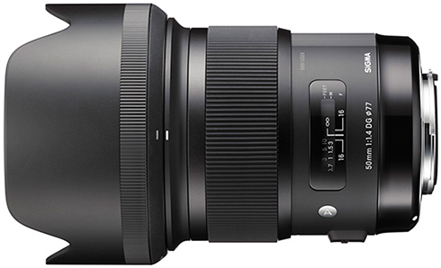 The New Sigma 50mm 1 4 DG HSM Art Lens - The Beat: A Blog by PremiumBeat
