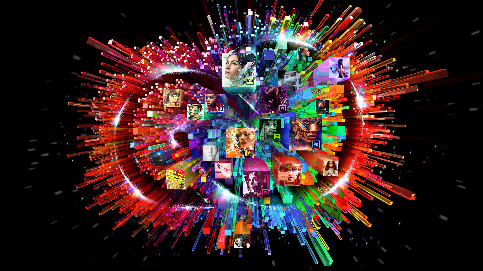 Creative Graphics Design Background: Adobe To Scale Back Sales Of Creative Cloud From Resellers