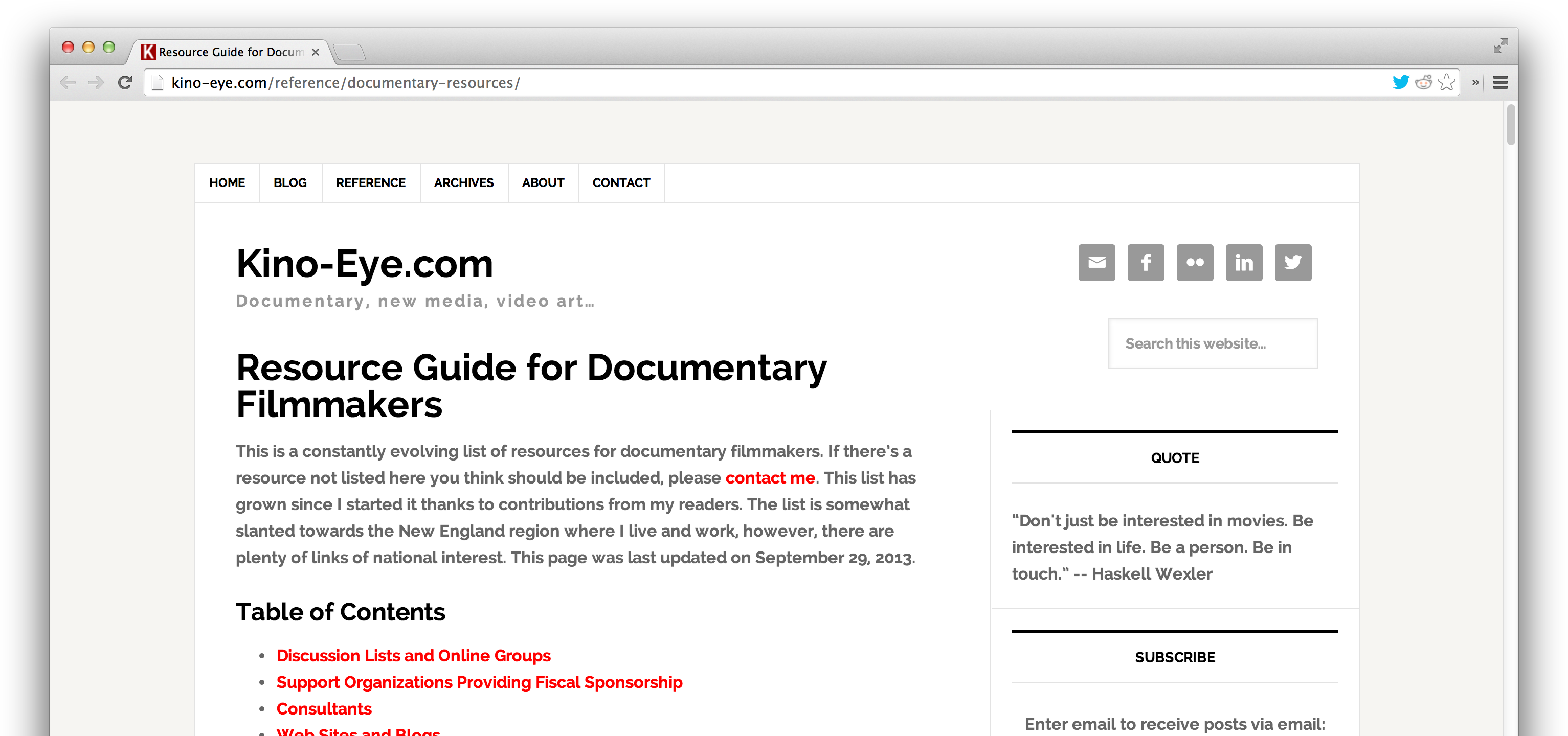 Free Forms and Legal Resources for Filmmakers & Video Pros