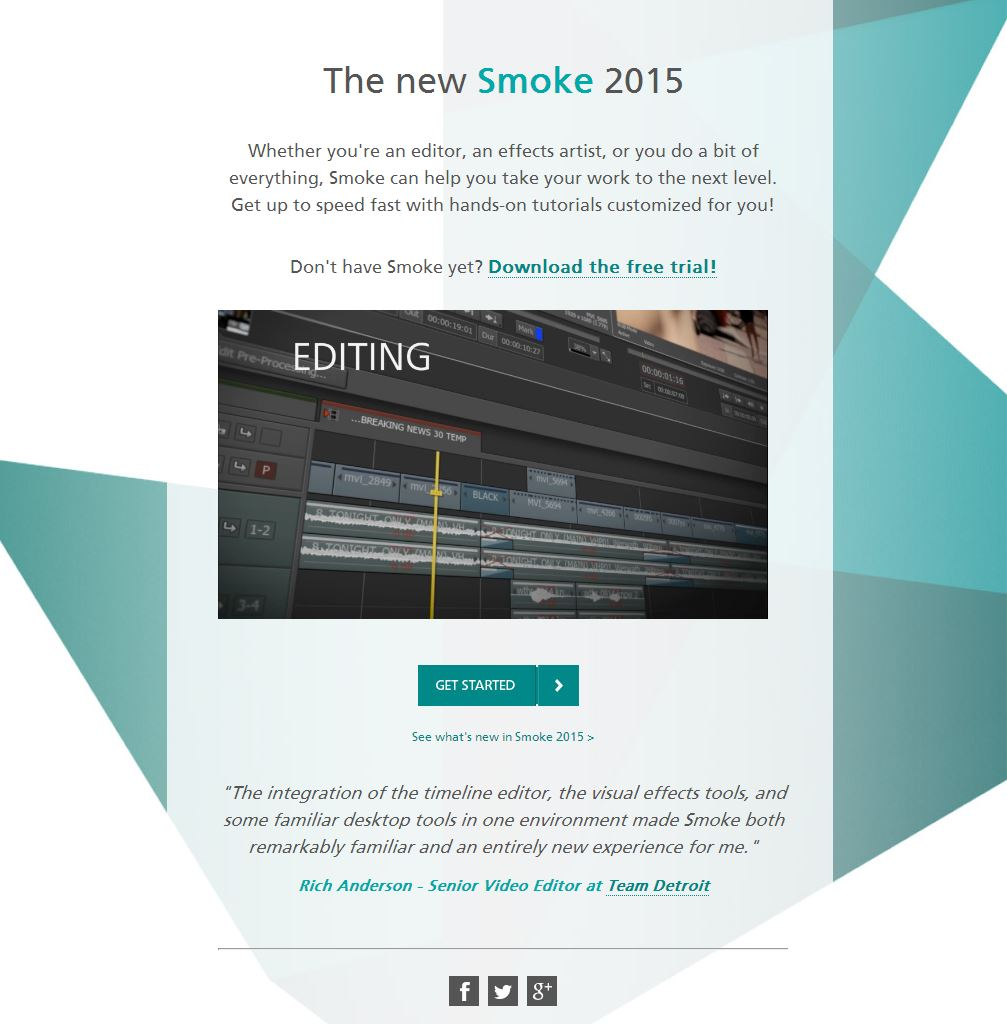 Everything You Need to Learn: Autodesk Smoke 2015 - The Beat: A Blog