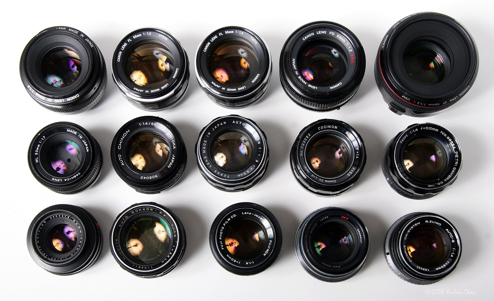 Manual Lenses