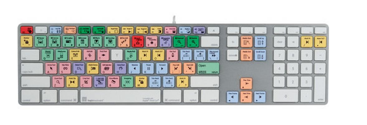 Final Cut Pro X Video Tutorial: Keyboard Shortcuts - The