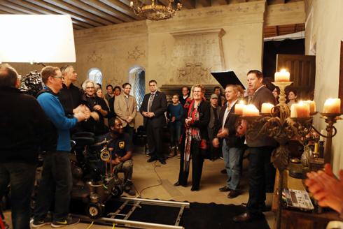 working with actors