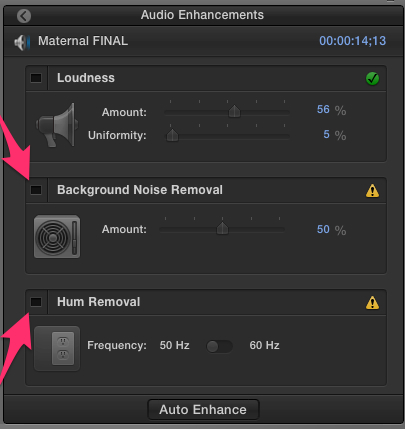 Final Cut Pro X Video Tutorial: Advanced Audio Features