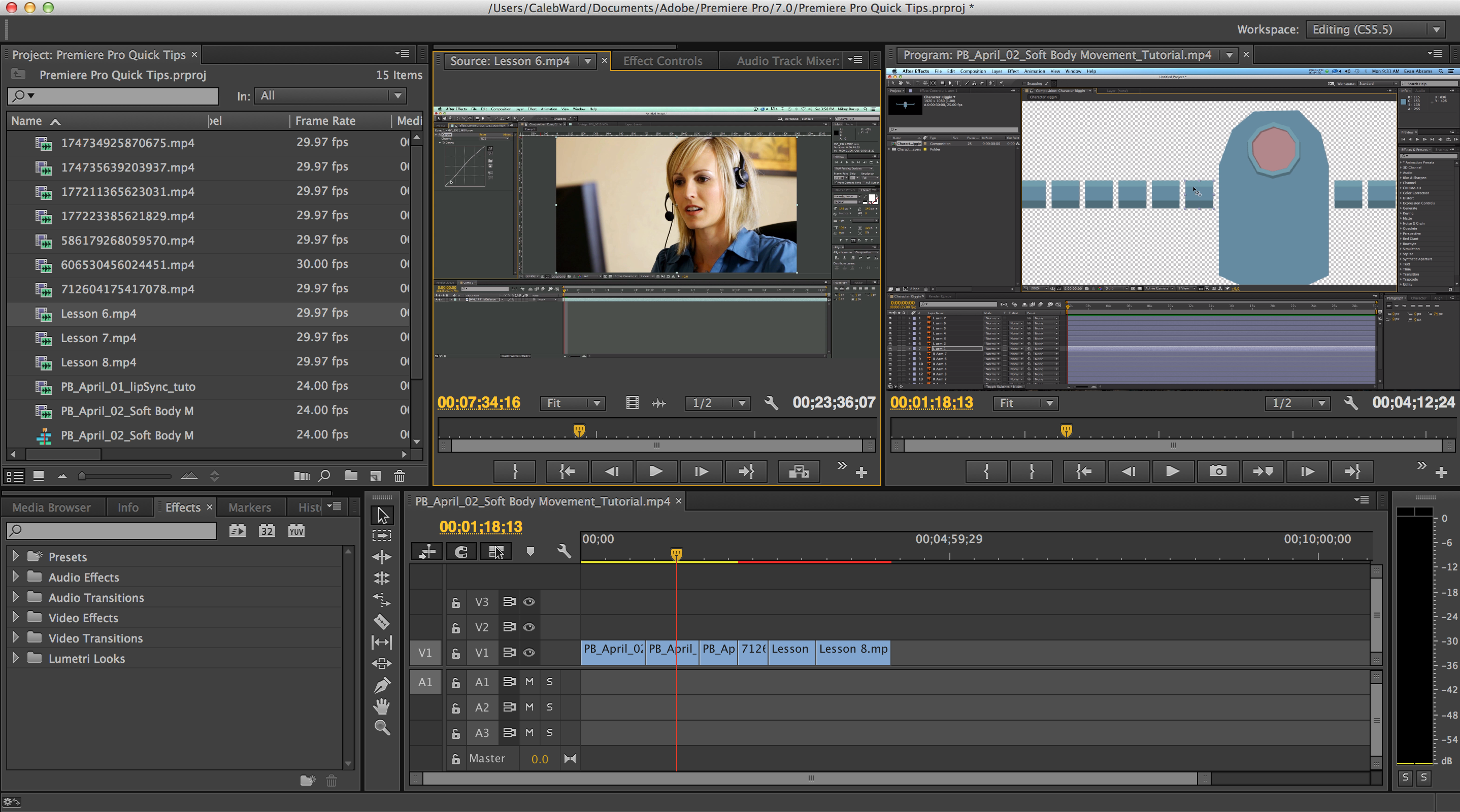 Premiere Pro Quick Tip: Match Frame - The Beat: A Blog by ...