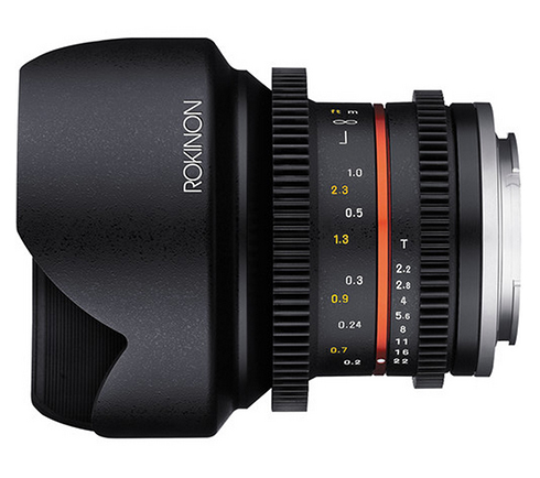 Affordable Filmmaking An Overview Of Rokinon S New Wide