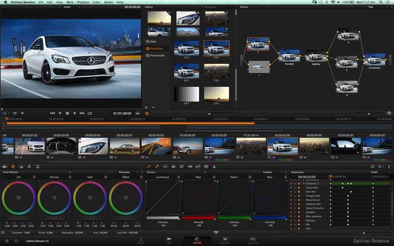 3 Free Colour Grading Tools