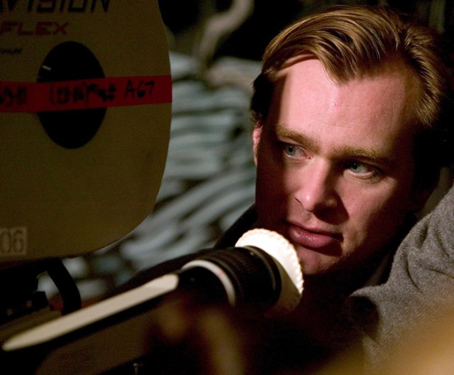 Christopher nolan filmmaking masterclass