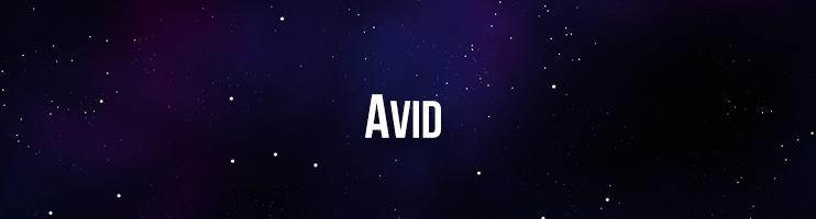 Avid Header 2