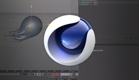 Cinema 4D Tutorial: Liquified Objects