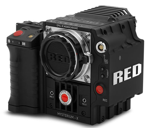Raw Shooting Camera