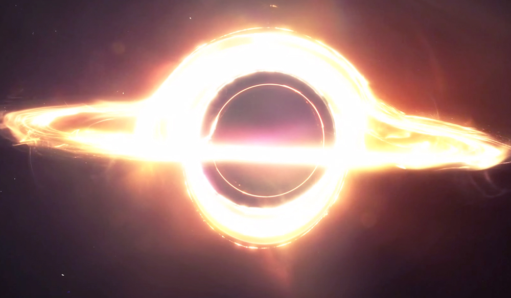 How To Create An Interstellar Black Hole The Beat A Blog By Premiumbeat