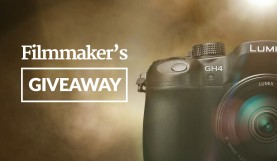 Filmmaker's Giveaway: Win a Lumix GH4 & $5,000 of Gear