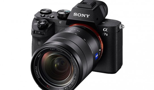 The Sony A7II: 5-Axis Stabilization Under $2K