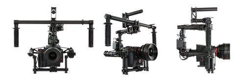 Gimbal Based Stabilizer