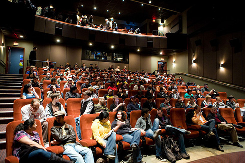 Getting Into Film Festivals