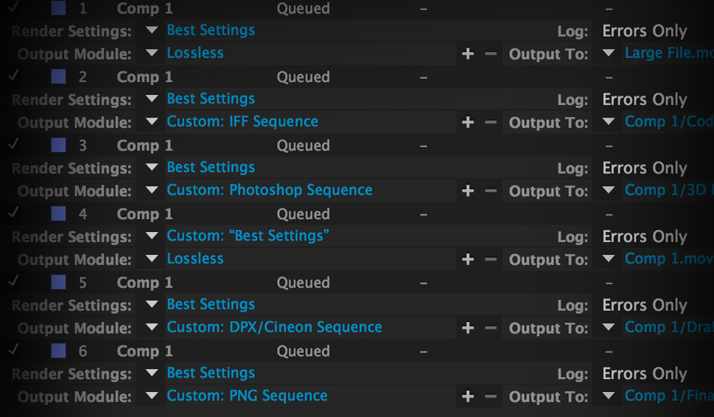 14 Tips for Faster Rendering in After Effects
