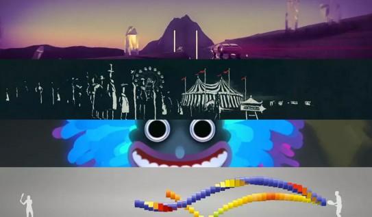 8 Creative Videos with Unusual Aspect Ratios