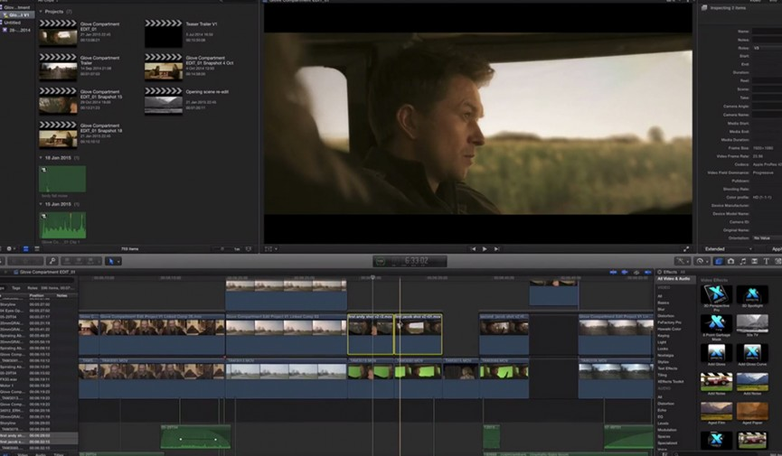 FCPX Video Tutorial: Creating Custom Frame Sizes