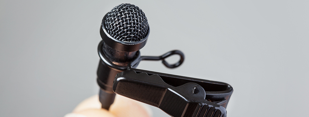 Wireless Lav Mic