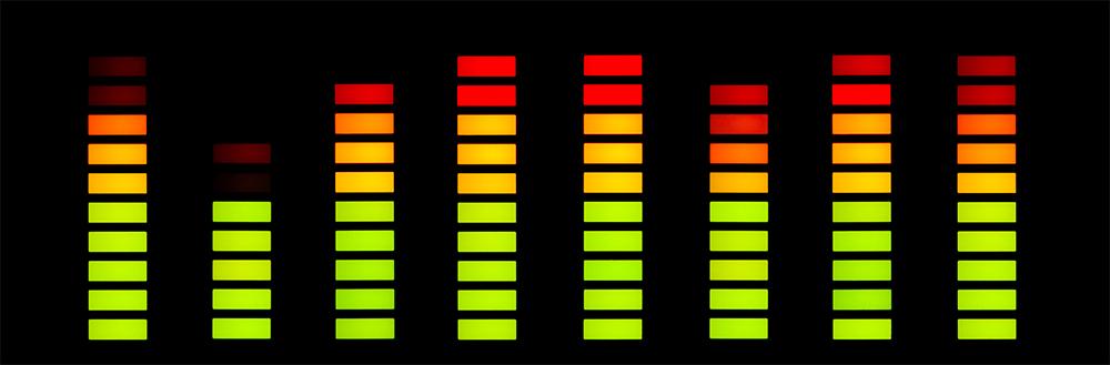 Video Editing Audio Levels