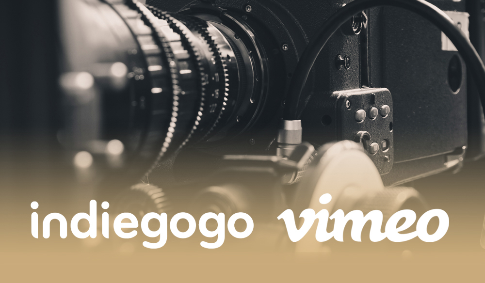 Indiegogo and Vimeo Join Forces to Support Filmmakers