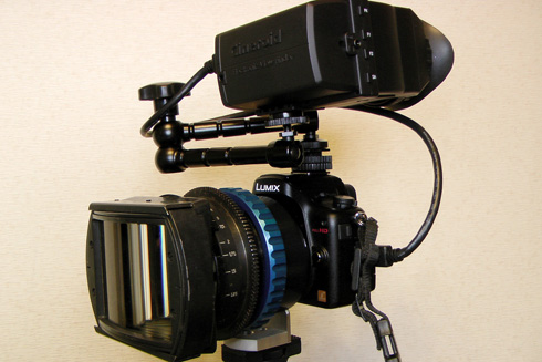EVF For Daylight
