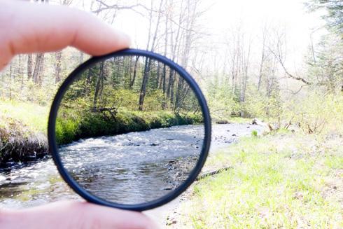 Circular ND Filter
