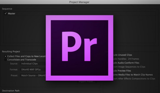 Video Editing: 3 Uses for the Premiere Pro 'Project Manager'