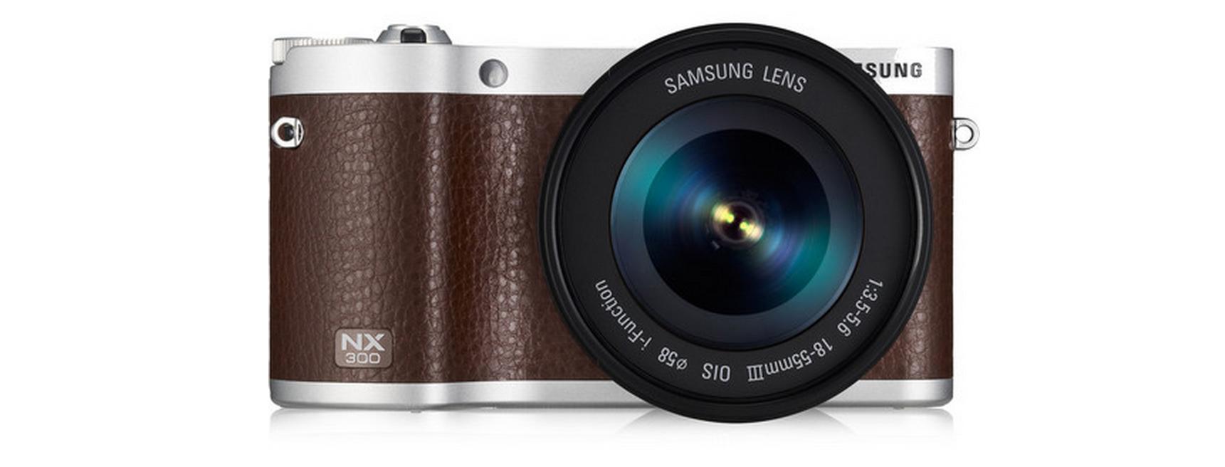 Samsung NX-300