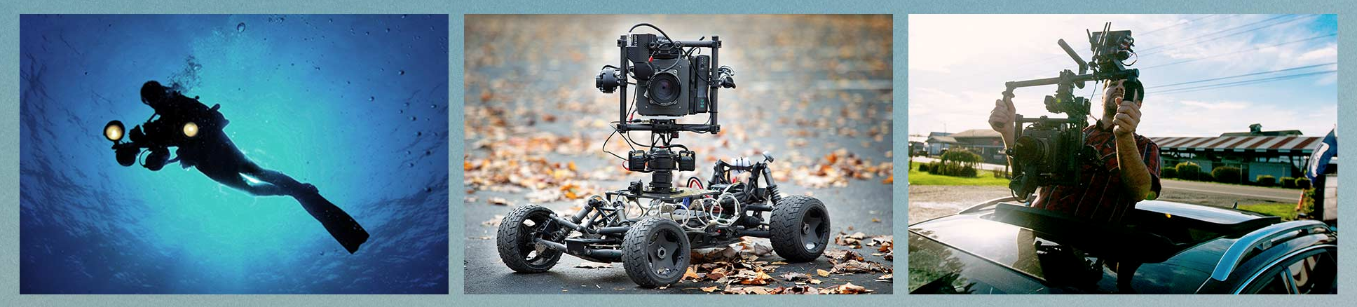 Alexa mini In-Action