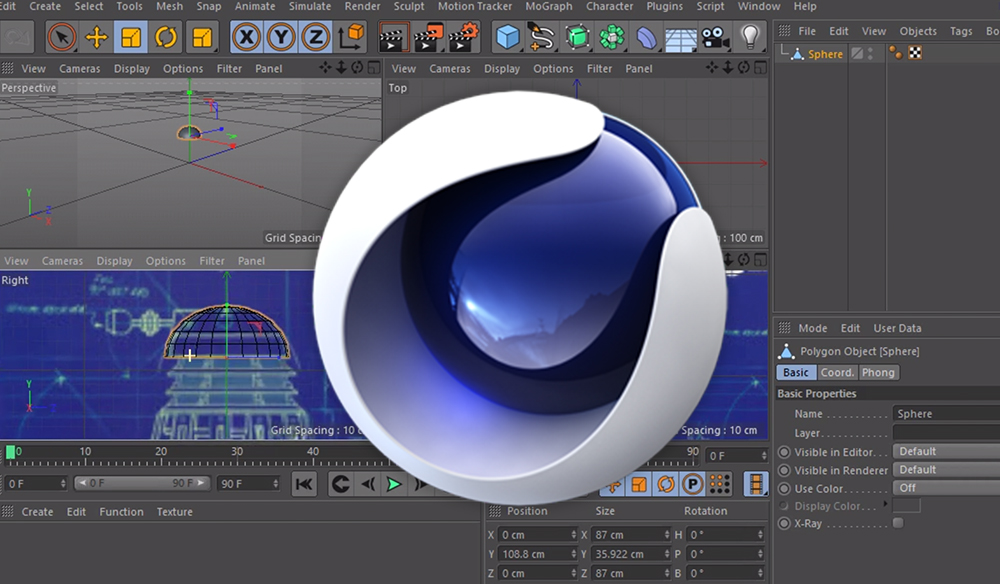 Get Inspired With This Cinema 4D Tutorial Roundup