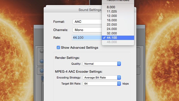 Avid Media Composer Facebook Export: 6
