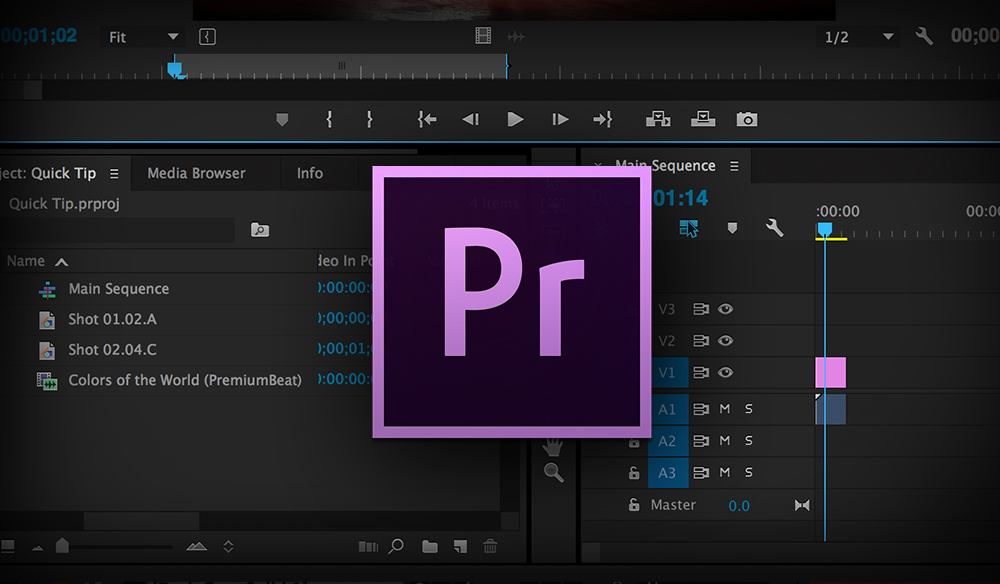 Audio Editing: Mixing Speech and Music in Premiere Pro