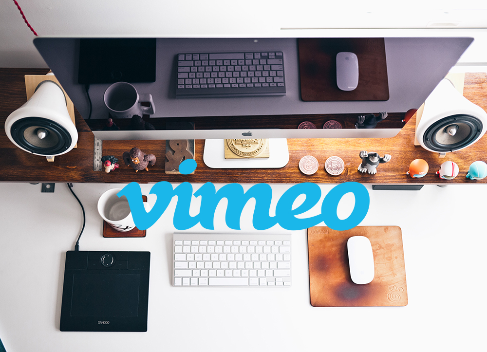 Vimeo On Demand COVER