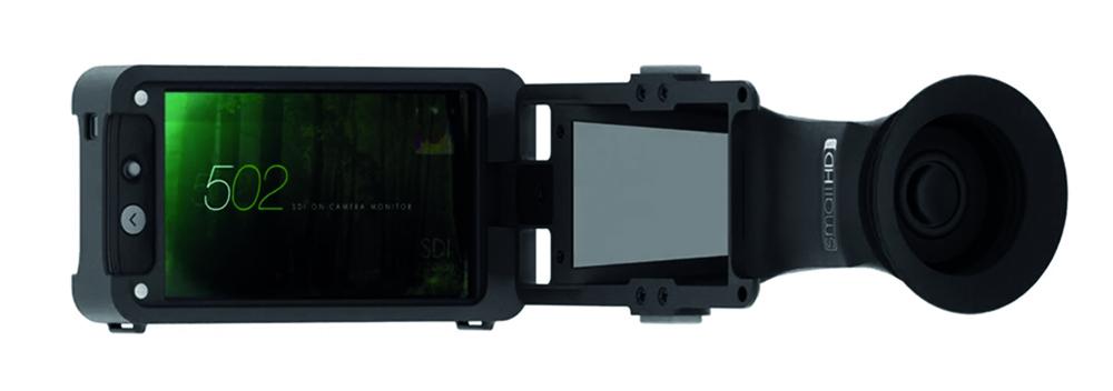 FNAB 2015 Roundup: SmallHD Sidefinder