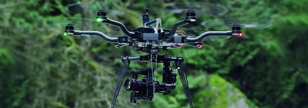NAB 2015 Roundup: Freefly ALTA Drone