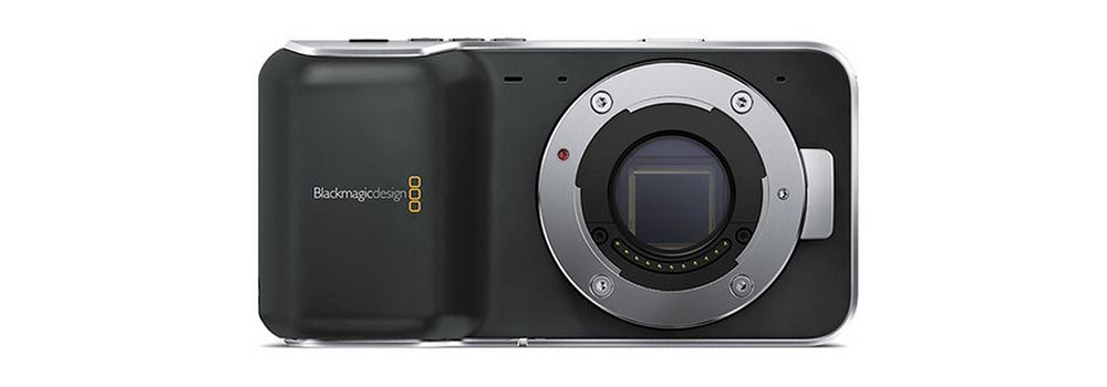 Filmmaking Cameras: Blackmagic Pocket Cinema Camera